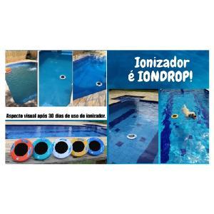 Ionizador de água para piscinas
